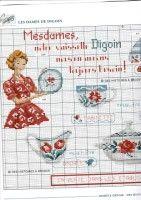 """Gallery.ru / Ulka1104 - Альбом """"Les Dames de Digoin"""""""