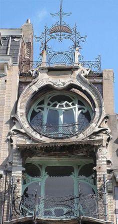 Art Nouveau Architecture 61