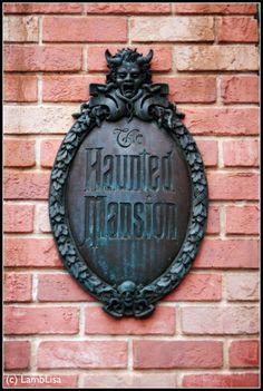 Haunted Mansion, WDW