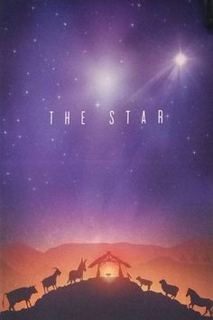 Watch The Star (2017) Full Movie HD Free Download, A small but brave donkey and his animal friends become the unsung heroes of the greatest story ever told, the first Christmas.