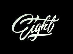 Eight   Typography