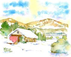 Art Collection: Watercolor 12