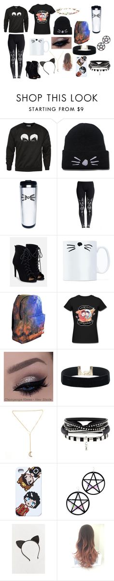"""""""Dan and Phil"""" by geekygamer33 ❤ liked on Polyvore featuring WithChic, JustFab, Marina Fini and Urban Outfitters"""