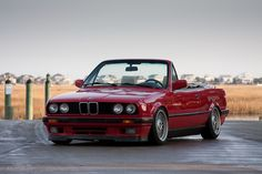 Click the image to open in full size. Bmw E30 Cabrio, Bmw E30 M3, Bmw E30 Convertible, Bmw Classic Cars, Bmw 2002, Classy Cars, Audi Cars, Motorcycle Design, Sweet Cars