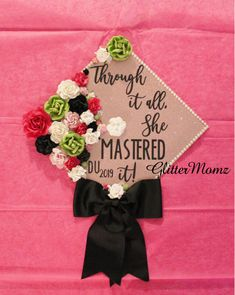 Struggling to figure out how to decorate a graduation cap? Get some inspiration from one of these clever DIY graduation cap ideas in These high school and college graduation cap decorations won't disappoint! Teacher Graduation Cap, Funny Graduation Caps, Custom Graduation Caps, Graduation Cap Toppers, Graduation Cap Designs, Graduation Cap Decoration, Graduation Pictures, Grad Cap, College Graduation