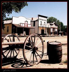 Old Cow Town - Wichita, Kansas