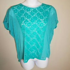 Crochet top Soft and thin great summer top Tops Blouses