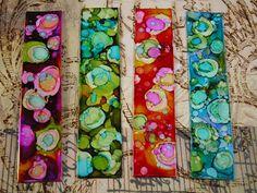 The Art of Friendly Plastic Tutorial - http://friendlyplastic.blogspot.com/2009/02/making-splash.html
