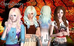 Newsea YU164 Morgan  All Ages Female only Custom Thumbs Pooklet's Texture and a Blend of Reis' and Anubis' Controls  Download                               Mirror