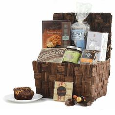 The United States of Chocolate Gift Basket  | SavoryPantry.com