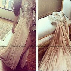Real Photo Champagne Sparkly Beaded Split Evening Dresses 2016 Elegant Sweetheart Backless Beach Party Formal Occasion Prom Gown Sparkly Prom Dresses Tight Prom Dresses From Gaogao8899, $117.59| Dhgate.Com