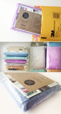packaging for scarves - Google Search