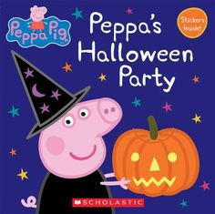 Peppa's Halloween party. This title is not owned by the Middleboro Public Library right now, but it is owned by other SAILS libraries. Place your hold today!