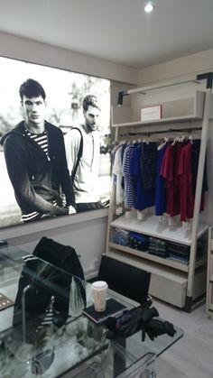 Derek Rose London Showroom - designed by TRC  storeplanning  showroom   retail  retailenvironment 21d688d82