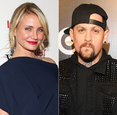 "Am ""Lucky"" To Be Dating Cameron Diaz- Benji Madden"