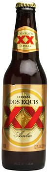 DOS EQUIS AMBER(mexican beer)
