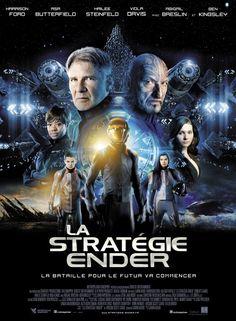 """¡Nuevo [POSTER] de """"El Juego de Ender""""!"""