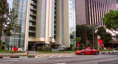 Hamilton Scott Apartment Building