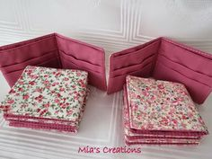 """""""The pattern is by Noodlehead (http://www.noodle-head.com/2011/03/celebrate-boy-tutorial-basic-boys.html) and is a free tutorial for a boys wallet. I don't really have the need to make boys wallets so made mine in girly floral fabrics."""" - by blog author"""