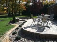 1000 Images About Paver Patio On Pinterest Patio Paver