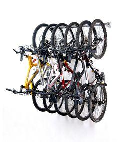 Six-Bike Storage Rack $100 - MONKEY BARS