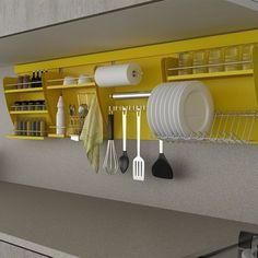 #organizar #decorar #cozinhas #kitchen #ideias #decor #decoração #love #blog www.planejamentoeorganizacao.blogspot.com #www.organizarsempre.com.br
