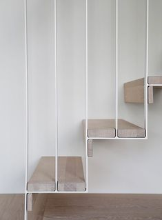 Looking for Modern Stair Railing Ideas? Check out our photo gallery of Modern Stair Railing Ideas Here. Modern Stair Railing, Stair Handrail, Modern Stairs, Railing Design, Staircase Design, Railing Ideas, Staircase Ideas, Contemporary Stairs, Staircase Remodel
