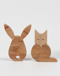Fox and Rabbit l Saturday Workshop l Beechwood | Shop | Design and Craft | Gifts | Makers&Brothers | Makers & Brothers