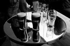 #Dublin, gravity bar. 1 pint, 2 pints, 3...