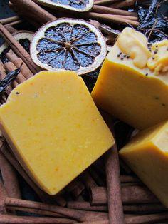 Site dos sabonetes naturais The Soap Tree Co.