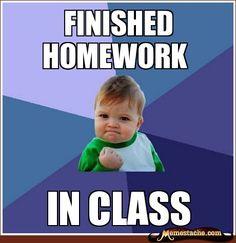 Do we really need homework