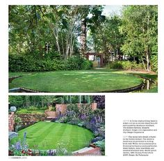 Creative Inspiration for Landscape Design The Artful Garden