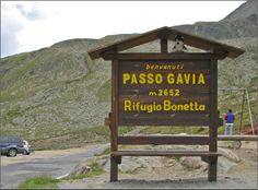 Passo di Gavia (2652 m) - Alpi Centrali