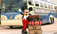 Disney's Magical Express which makes planning a bit easier!  No rental car necessary