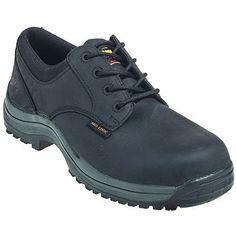 Doc Martens Men's Composite Toe R14183001 ESD Hawk Shoes