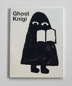 Ghost Knigi is a new children's book by the publisher and editor of Nieves, Benjamin Sommerhalder. Based in Zurich, Nieves has been publishing artist's books for ten years.      I can't think of a better way to make your kids love books on paper. (Even if they read it on the Nieves Zines app.)