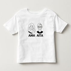 Mom and Dad in Basque - Ama eta Aita Toddler T-shirt #basque #language #word #sentence #euskal #ToddlerTshirt I Love Mom, Mom And Dad, Word Sentences, White T, Consumer Products, Basic Colors, Cotton Tee, Dads, Mens Tops
