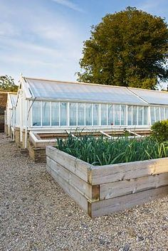greenhouses and cold frames