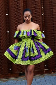 Dear Fashion Savvy Ladies, We are writing to let you know that kente has come to impress us with amazing designs. Kente is not as common as Ankara which makes it an appealing fabric. African Dresses For Women, African Print Dresses, African Fashion Dresses, African Attire, African Wear, African Women, African Prints, African Style, African Clothes