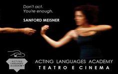 Accademia Teatro e Cinema | Acting Languages Academy