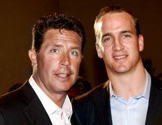 Dan Marino & Peyton Manning