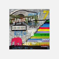 Wuppertal Canvas, 27,50€, now featured on Fab.