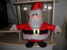 Papai Noel de cabaça