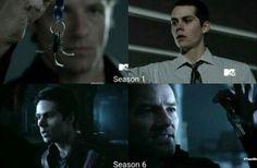 teen wolf, roscoe, and season 6 afbeelding