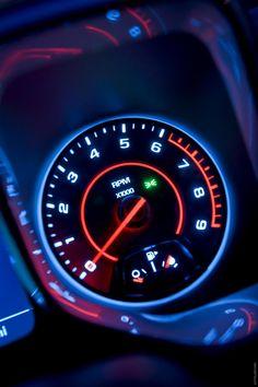 2012 Chevrolet Camaro Gauge