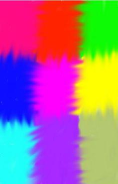 Rainbow Wallpaper, Abstract, Artwork, Summary, Work Of Art, Auguste Rodin Artwork, Artworks, Illustrators