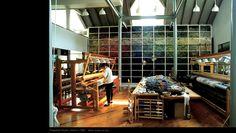 Studios   Tapestry Slide Shows   Helena Hernmarck, Yes Please.