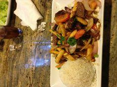 Food from Peru