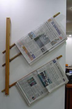 Recibimos la prensa diaria