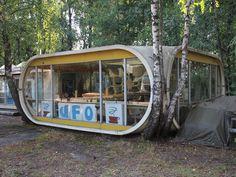 Finnish 70s Venturo house